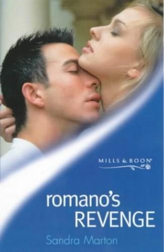 Romano's Revenge By Sandra Marton
