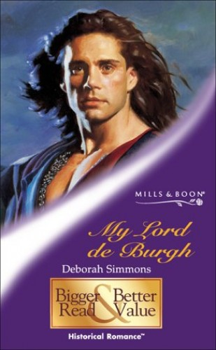 My Lord De Burgh By Deborah Simmons