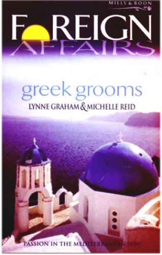 Greek Grooms By Lynne Graham
