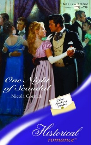One Night of Scandal By Nicola Cornick