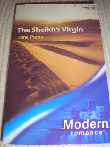 The Sheikh's Virgin By Jane Porter
