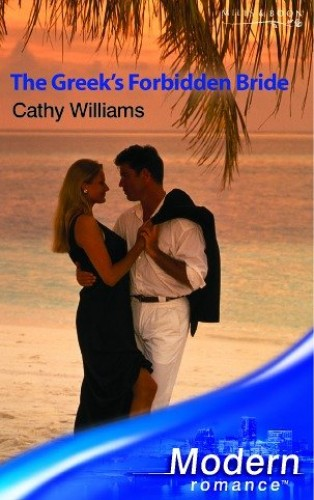 The Greek's Forbidden Bride By Cathy Williams