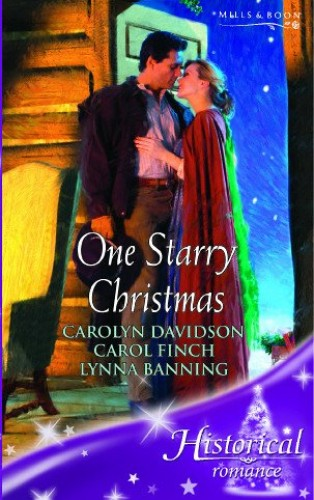 One Starry Christmas By Carolyn Davidson