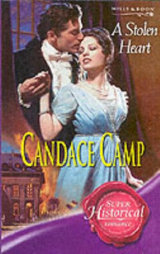 A Stolen Heart (Super Historical Romance) By Candace Camp