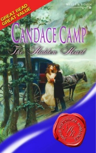 The Hidden Heart (Super Historical Romance) By Candace Camp