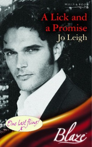 A Lick and a Promise by Jo Leigh