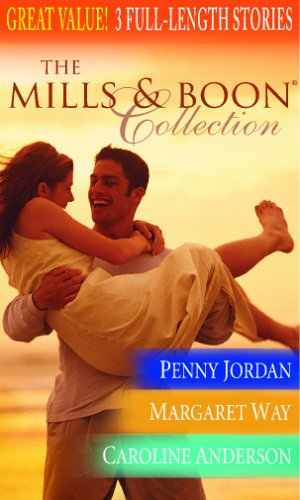 The Mills and Boon Collection By Penny Jordan