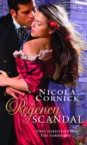A Regency Scandal By Nicola Cornick