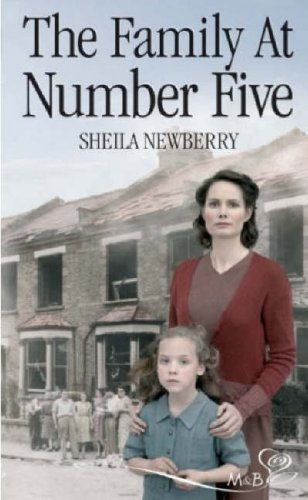 The Family At Number Five By sheila newberry