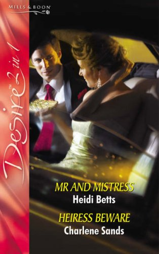 Mr and Mistress By Heidi Betts