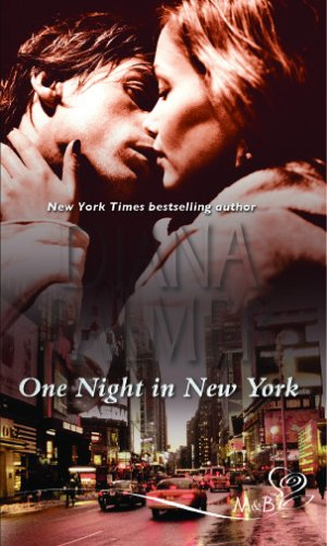 One Night in New York By Diana Palmer