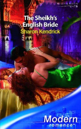 The Sheikh's English Bride By Sharon Kendrick