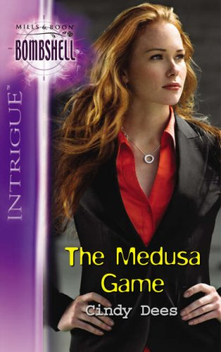 The Medusa Game (Silhouette Intrigue) By Cindy Dees