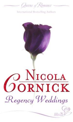 Regency Weddings By Nicola Cornick