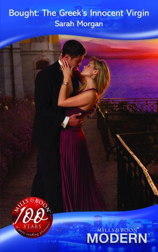 Bought: The Greek's Innocent Virgin (Modern Romance) By Sarah Morgan