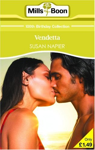 Vendetta By Susan Napier