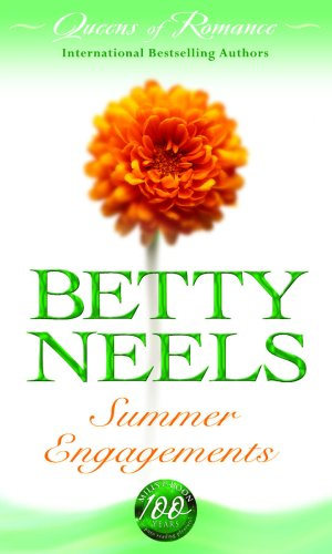 Summer Engagements By Betty Neels