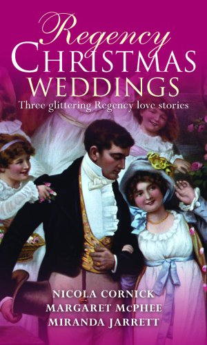 Regency Christmas Weddings By Nicola Cornick