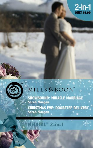 Snowbound By Sarah Morgan