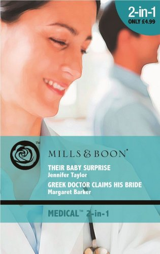 Their Baby Surprise By Jennifer Taylor