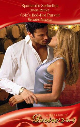 Spaniard's Seduction By Tessa Radley