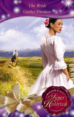 The Bride By Carolyn Davidson
