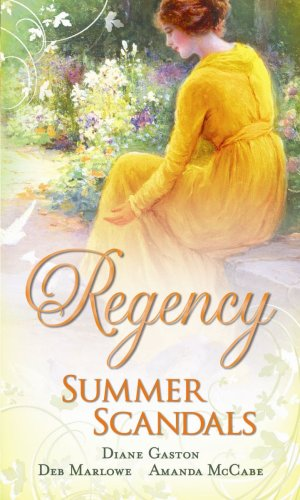 Regency Summer Scandals By Diane Gaston