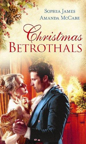 Christmas Betrothals By Sophia James