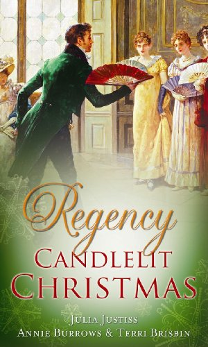 Regency Candlelit Christmas By Julia Justiss