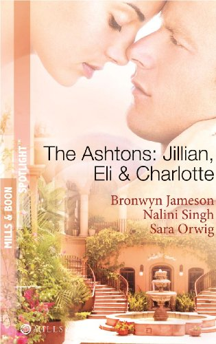The Ashtons By Bronwyn Jameson
