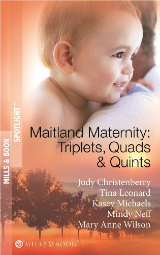 Maitland Maternity By Judy Christenberry