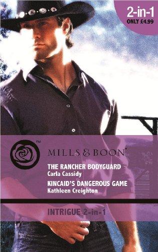 The Rancher Bodyguard By Carla Cassidy