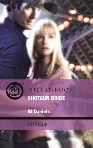 Shotgun Bride By B. J. Daniels