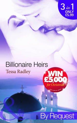 Billionaire Heirs By Tessa Radley