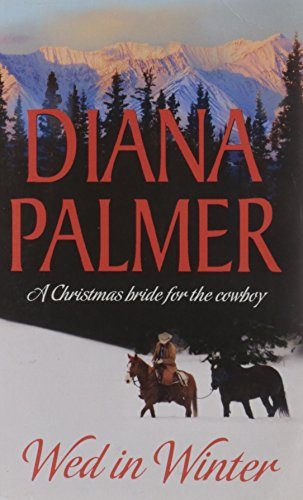 Wed in Winter By Diana Palmer