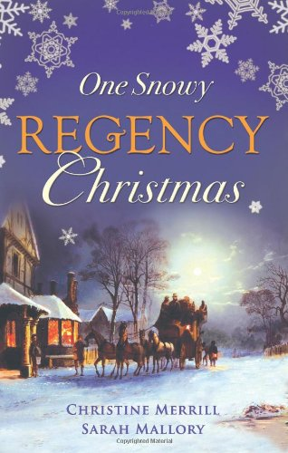 One Snowy Regency Christmas By Christine Merrill