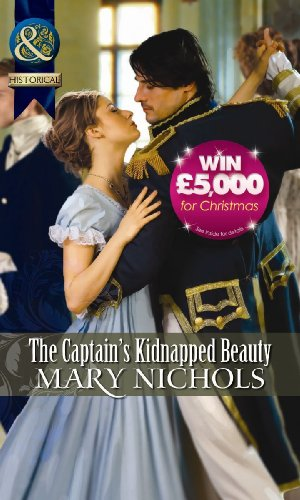 The Captain's Kidnapped Beauty By Mary Nichols