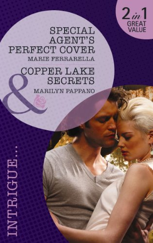 Special Agent's Perfect Cover/ Copper Lake Secrets By Marie Ferrarella