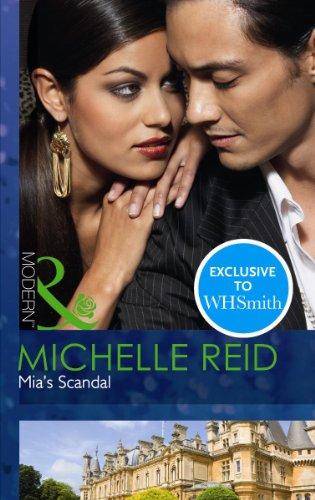 Mia's Scandal By Michelle Reid