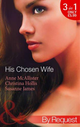 His Chosen Wife By Anne McAllister