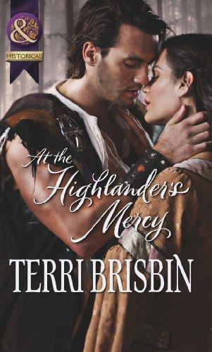 At the Highlander's Mercy By Terri Brisbin