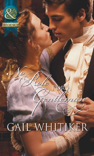 No Role For A Gentleman By Gail Whitiker