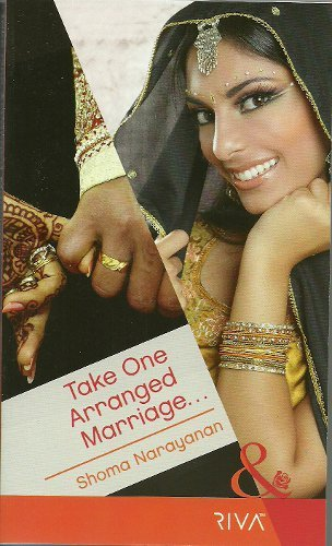 Take One Arranged Marriage... By Shoma Narayanan