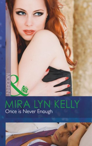 Once Is Never Enough By Mira Lyn Kelly