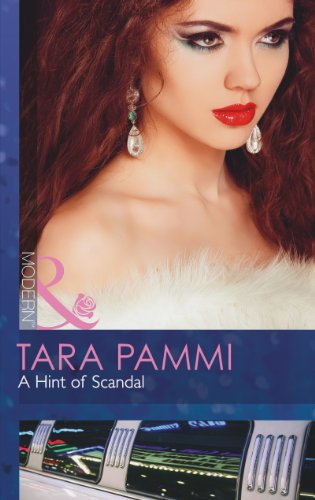 A Hint Of Scandal By Tara Pammi