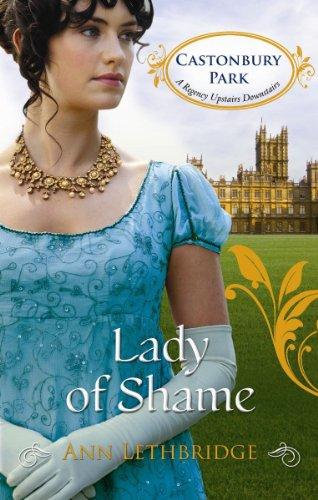 Lady of Shame by Ann Lethbridge