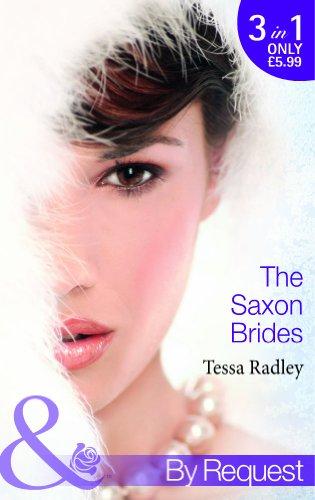 The Saxon Brides By Tessa Radley