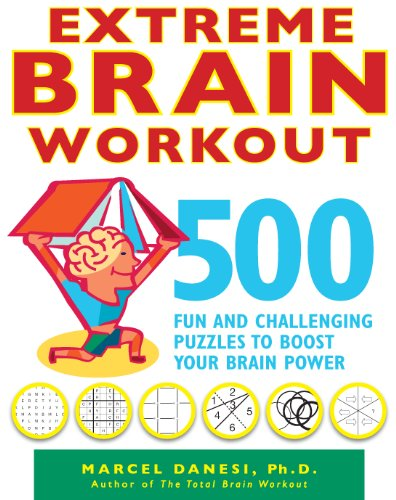 Extreme Brain Workout By Marcel Danesi