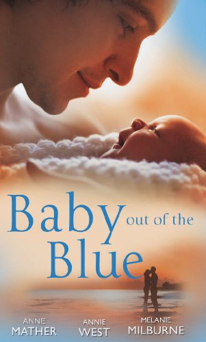 Baby Out of the Blue By Anne Mather