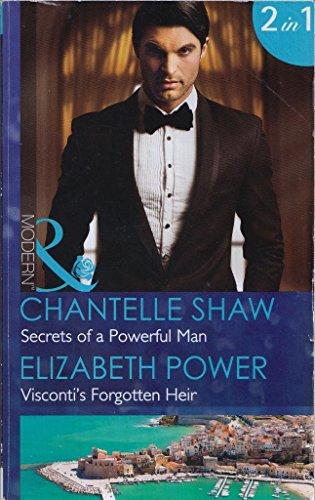 Secrets of a Powerful Man By Chantelle Shaw
